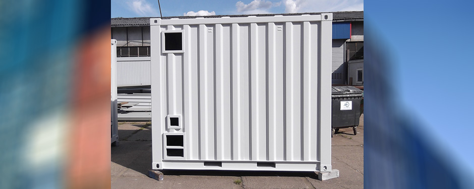 H.S. Nord Container Handelsgesellschaft mbH - Spezialcontainer