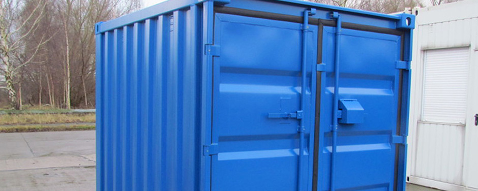 H.S. Nord Container Handelsgesellschaft mbH  - Lagercontainer - 8ft