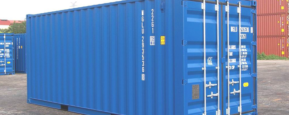 H.S. Nord Container Handelsgesellschaft mbH - Seecontainer - 20ft