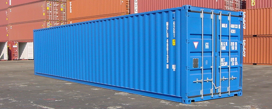 H.S. Nord Container Handelsgesellschaft mbH  - Seecontainer - 40ft