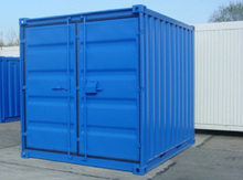 Lagercontainer - 10ft - H.S. Nord Container Handelsgesellschaft mbH