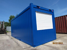 Raumcontainer - 20ft - H.S. Nord Container Handelsgesellschaft mbH