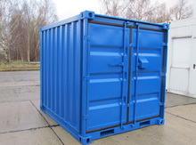 Lagercontainer - 8ft  - H.S. Nord Container Handelsgesellschaft mbH